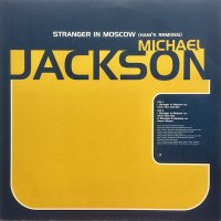 Michael Jackson / Stranger In Moscow