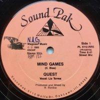 Quest / Mind Games