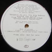 Laurent Garnier / Sore Fingers