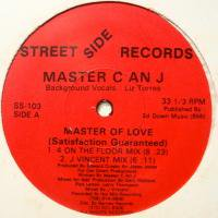 Master C An J / Master Of Love