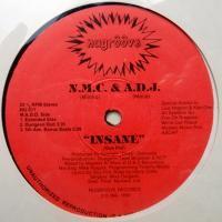 N.M.C. & A.D.J. / Messiah c/w Insane
