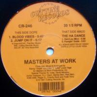 Masters At Work / Blood Vibes c/w Jump On It