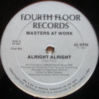 Masters At Work / Alright Alright