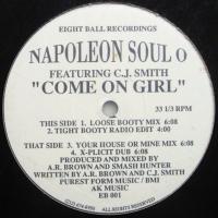 Napoleon Soul O / Come On Girl