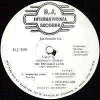 Joe Smooth Inc. Featuring Anthony Thomas / The Promised Land