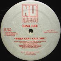 Lisa Lee / When Can I Call You