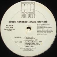 Bobby Konders / House Rhythms