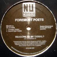 Foremost Poets / Reasons To Be Dismal?