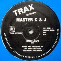 Master C & J / When You Hold Me