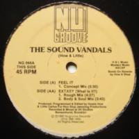 The Sound Vandals / Feel It c/w Extasy