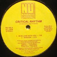 Critical Rhythm / I'm In Love With You