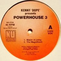 Kenny 'Dope' / Presents Powerhouse 3
