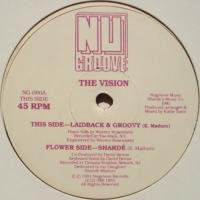 The Vision / Laidback & Groovy c/w Shardé