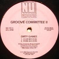 Groove Committee II / Dirty Games