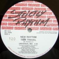 New Rhythm / Time Travel