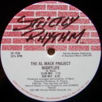 The Al Mack Project / Nightlife c/w Desire