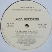 Jody Watley / I'm The One You Need