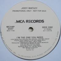 Jody Watley / I'm The One You Need