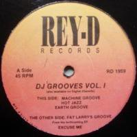 Pal Joey, Reynald Deschamps / DJ Grooves Vol. 1