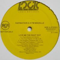 Rapination & Kym Mazelle / Love Me The Right Way