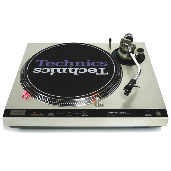 [Manual Turn-Table]  Technics SL-1600MK2