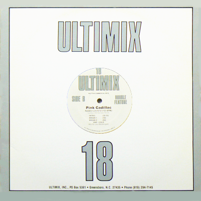 VARIOUS ARTISTS - ULTIMIX RECORDS 18 [3 EP's Set]