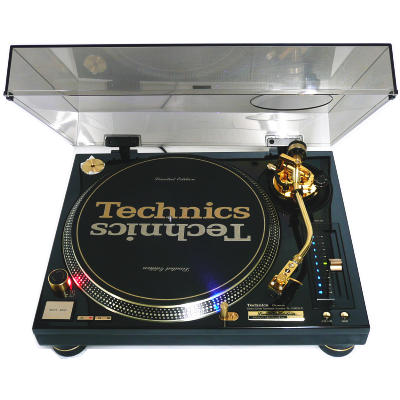 [Manual Turn-Table] Technics SL-1200GLD