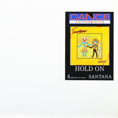 SANTANA - Hold On (Japanese-Promo Edit)