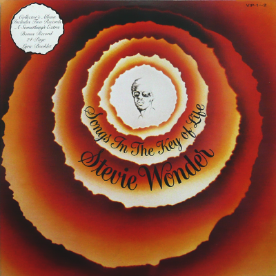 STEVIE WONDER - Songs In The Key Of Life<img class='new_mark_img2' src='https://img.shop-pro.jp/img/new/icons53.gif' style='border:none;display:inline;margin:0px;padding:0px;width:auto;' />
