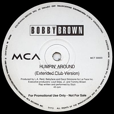 BOBBY BROWN - Humpin' Around