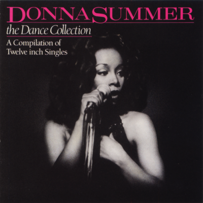 DONNA SUMMER - The Dance Collection ~A Compilation of Twelve inch Singles~