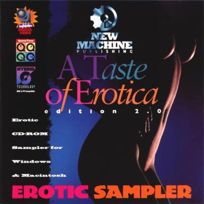 [CD-ROM] A TASTE OF EROTICA edition 2.0