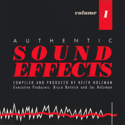 [Sampling-CD] AUTHENTIC SOUND EFFECTS - VOLUME 1