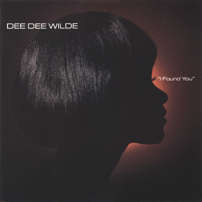 DEE DEE WILDE - I Found You