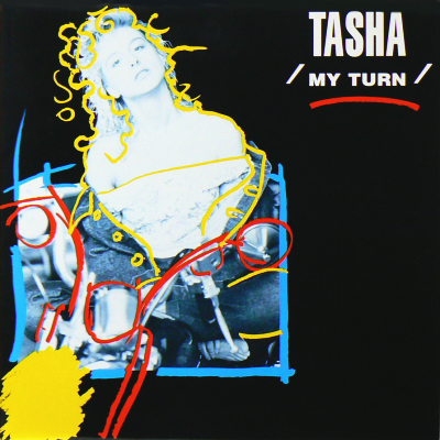 TASHA - My Turn<img class='new_mark_img2' src='https://img.shop-pro.jp/img/new/icons53.gif' style='border:none;display:inline;margin:0px;padding:0px;width:auto;' />