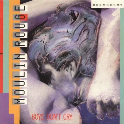 MOULIN ROUGE - Boys Don't Cry<img class='new_mark_img2' src='https://img.shop-pro.jp/img/new/icons53.gif' style='border:none;display:inline;margin:0px;padding:0px;width:auto;' />