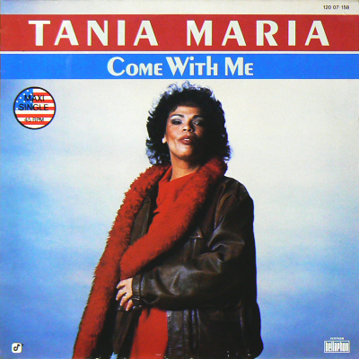 TANIA MARIA - Come With Me<img class='new_mark_img2' src='https://img.shop-pro.jp/img/new/icons53.gif' style='border:none;display:inline;margin:0px;padding:0px;width:auto;' />