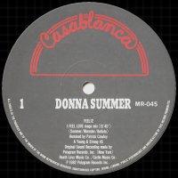 DONNA SUMMER - I Feel Love (Mega Mix) (b/w) ULTIMATE - Ritmo De Brazil