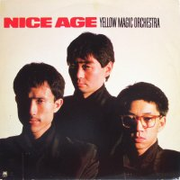 YELLOW MAGIC ORCHESTRA - Nice Age (c/w) Rydeen