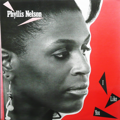 PHYLLIS NELSON - I Like You<img class='new_mark_img2' src='https://img.shop-pro.jp/img/new/icons53.gif' style='border:none;display:inline;margin:0px;padding:0px;width:auto;' />