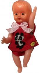 レトロな赤ちゃん・パンダ