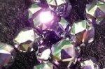 高純度テラヘルツ原石使用★一番人気のスターカット★テラヘルツ スターカット ブレスレット 各サイズ(6mm~16mm)