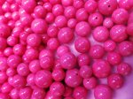 【リクエスト】ナチュラルカラー☆明るいピンク☆アメリカ産ロードナイト粒(半穴)800円/g☆興味がある方リクエストしてください。リクエスト5件以上で入荷します。