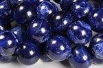 【格安美品】★深みのある青色★高品質ラピスに間違えられるほど美しい逸品★極上品質ソーダライトブレスレット10mm