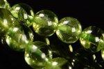 【格安美品】【8月誕生石】◎透明度が高い◎高品質小サイズペリドットブレスレット5mm-13