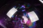 【レインボー入り天然石大玉】【愛の守護石】★希少★【トップクォリティ】レインボー入りウルグアイ産アメジスト大玉44.6mm-63