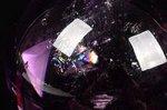 【レインボー入り天然石大玉】【愛の守護石】★希少★【トップクォリティ】レインボー入りウルグアイ産アメジスト大玉45.1mm-64