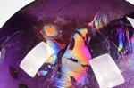 【レインボー入り天然石大玉】【愛の守護石】★希少★【トップクォリティ】レインボー入りウルグアイ産アメジスト大玉49mm-69