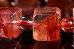 【店長一押し商品】☆天然の芸術品☆キューブ型カット☆タンザニア産ライモナイトキューブ型デザインブレスレット-37