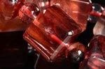 【店長一押し商品】☆天然の芸術品☆キューブ型カット☆タンザニア産ライモナイトキューブ型デザインブレスレット-48